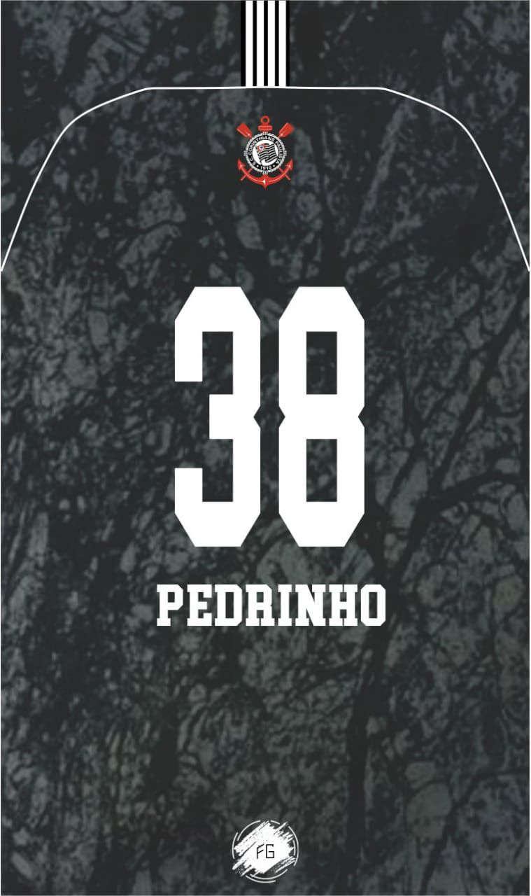 Camisa Pedrinho Torcida Corinthians 457bc7870203f