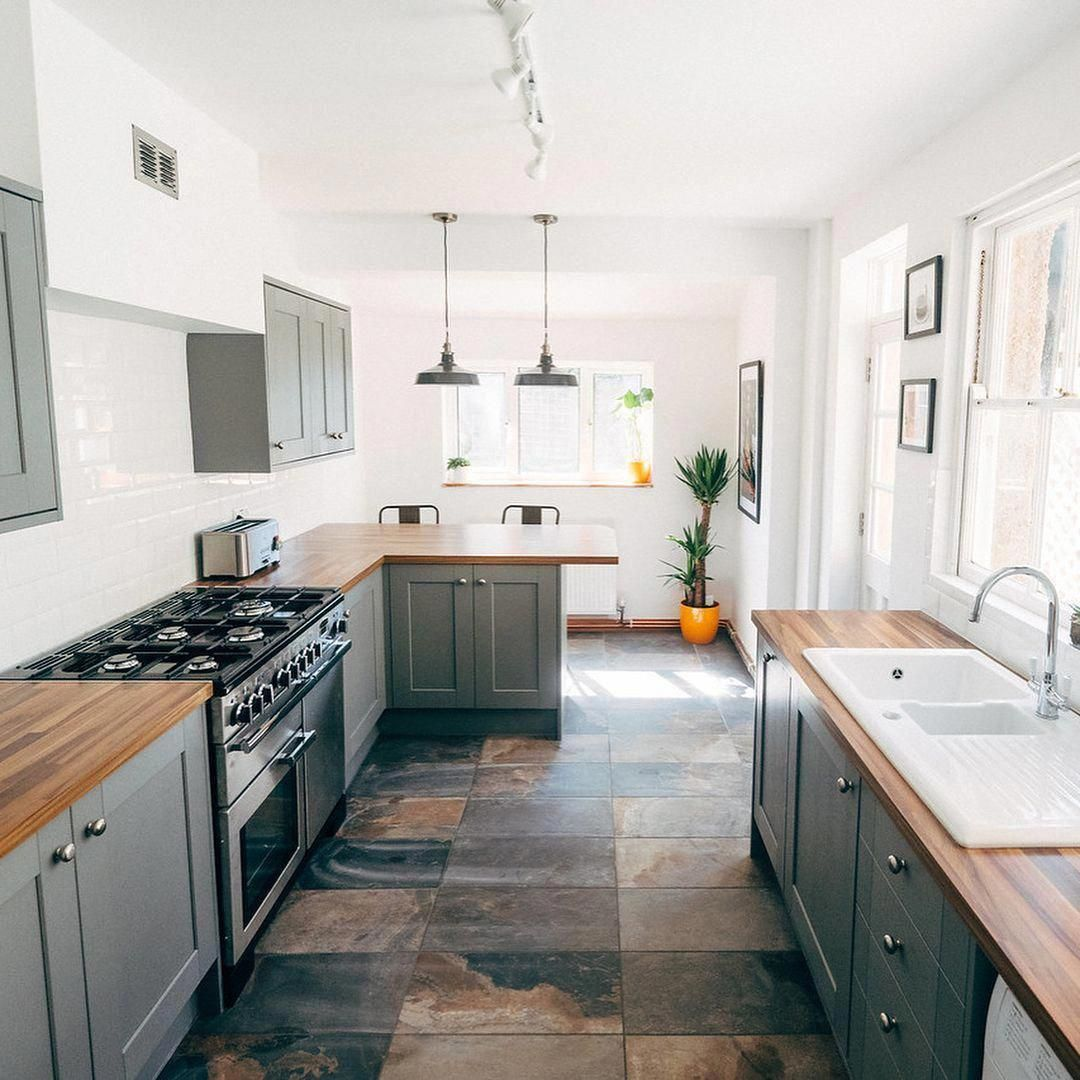 44 inspiring design ideas for modern kitchen cabinets galley kitchen design on kitchen remodel galley style id=82885