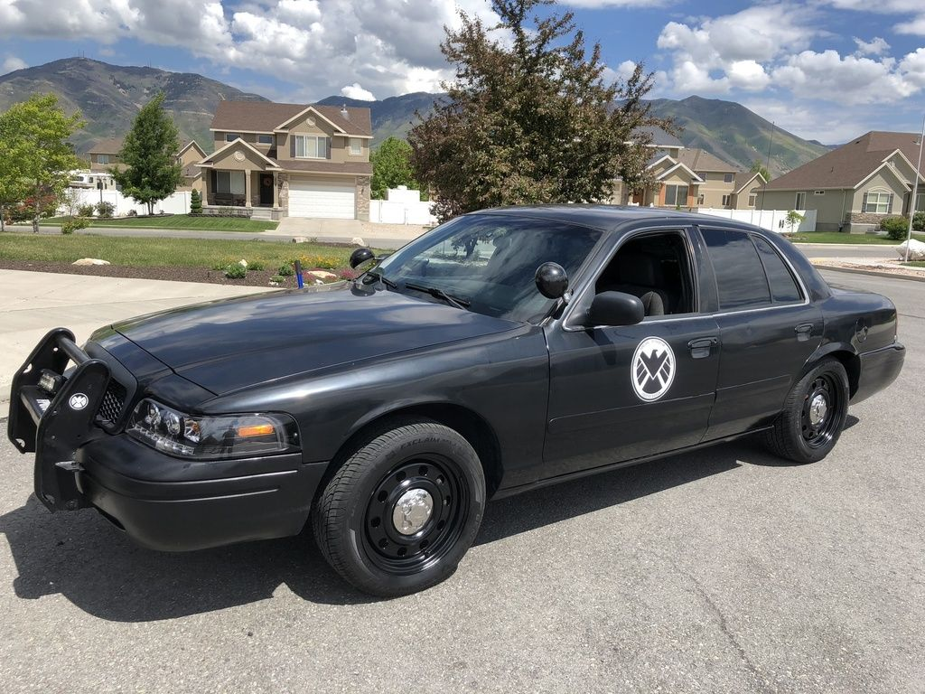2008 Ford Crown Victoria Police Interceptor 2 000 Tooele