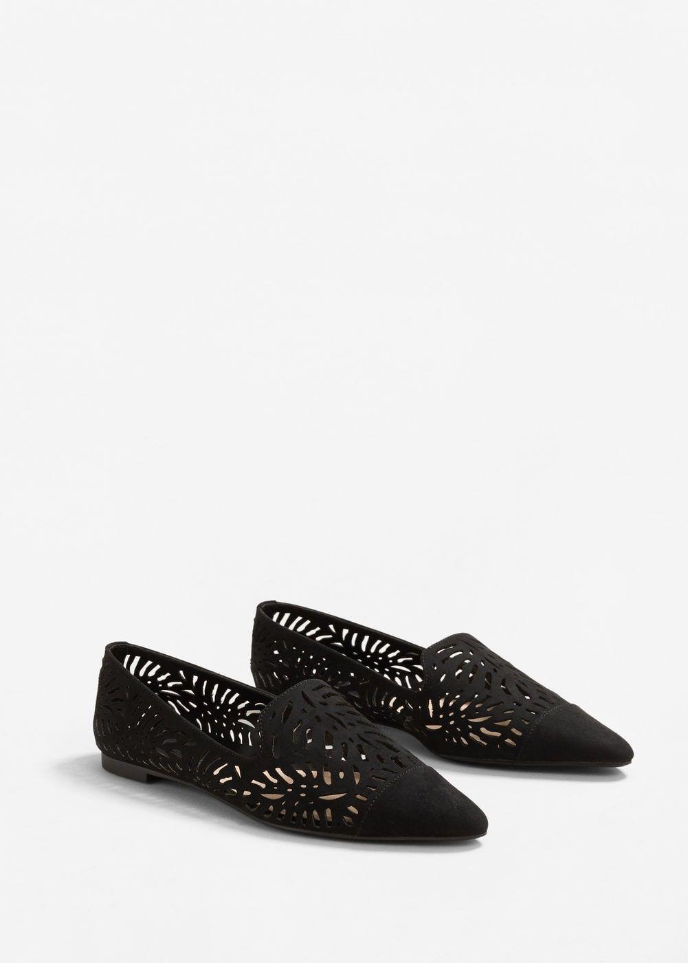 e8eccdaa83 Zapato diseño troquelado - Zapatos de Mujer