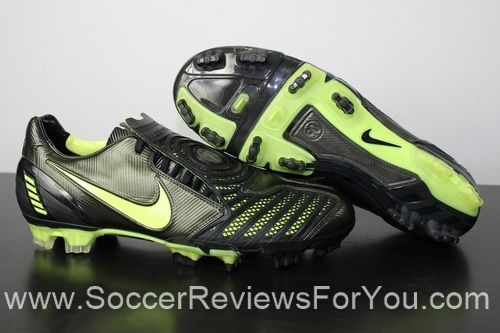 cc8f5d64e2e Nike Total 90 Laser II Synthetic Video Review