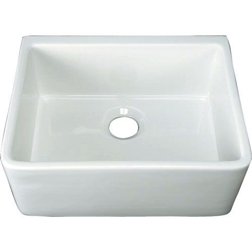 Barclay Products Fs24 24 Inch White Farmer Sink Bellacor With Images Sink Farmers Sink Kitchen Sink