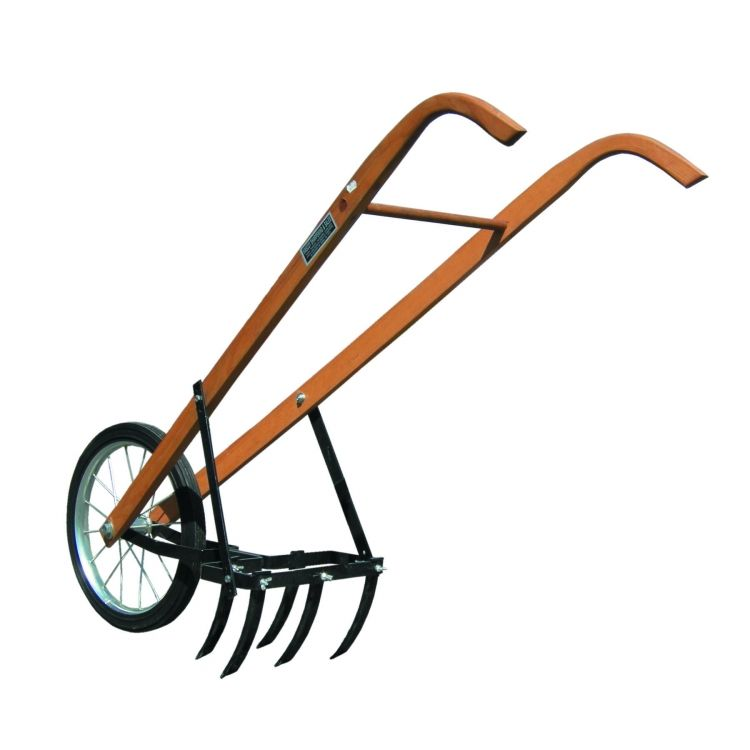 How Cool Is This Cultivator?! Mascot Classic Garden Cultivator