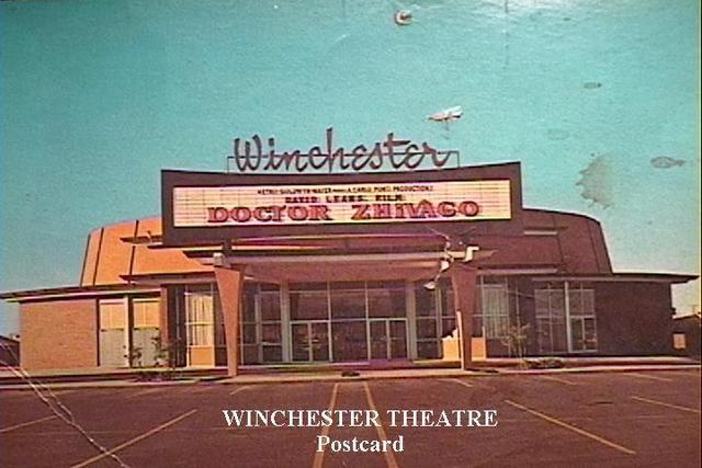 Market Street Lubbock Tx >> Winchester Twin Theatre, Lubbock, TX. ............ I went ...