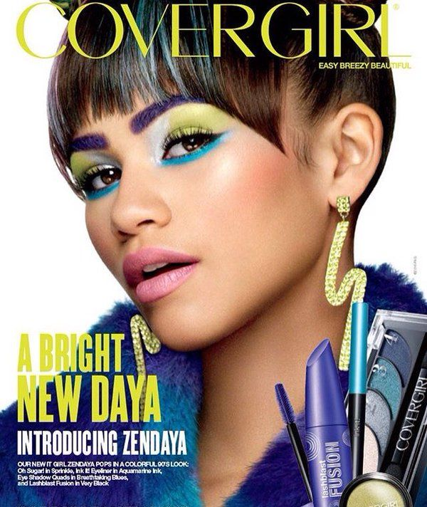 Skin Care Ads: Covergirl, Cover Girl Makeup