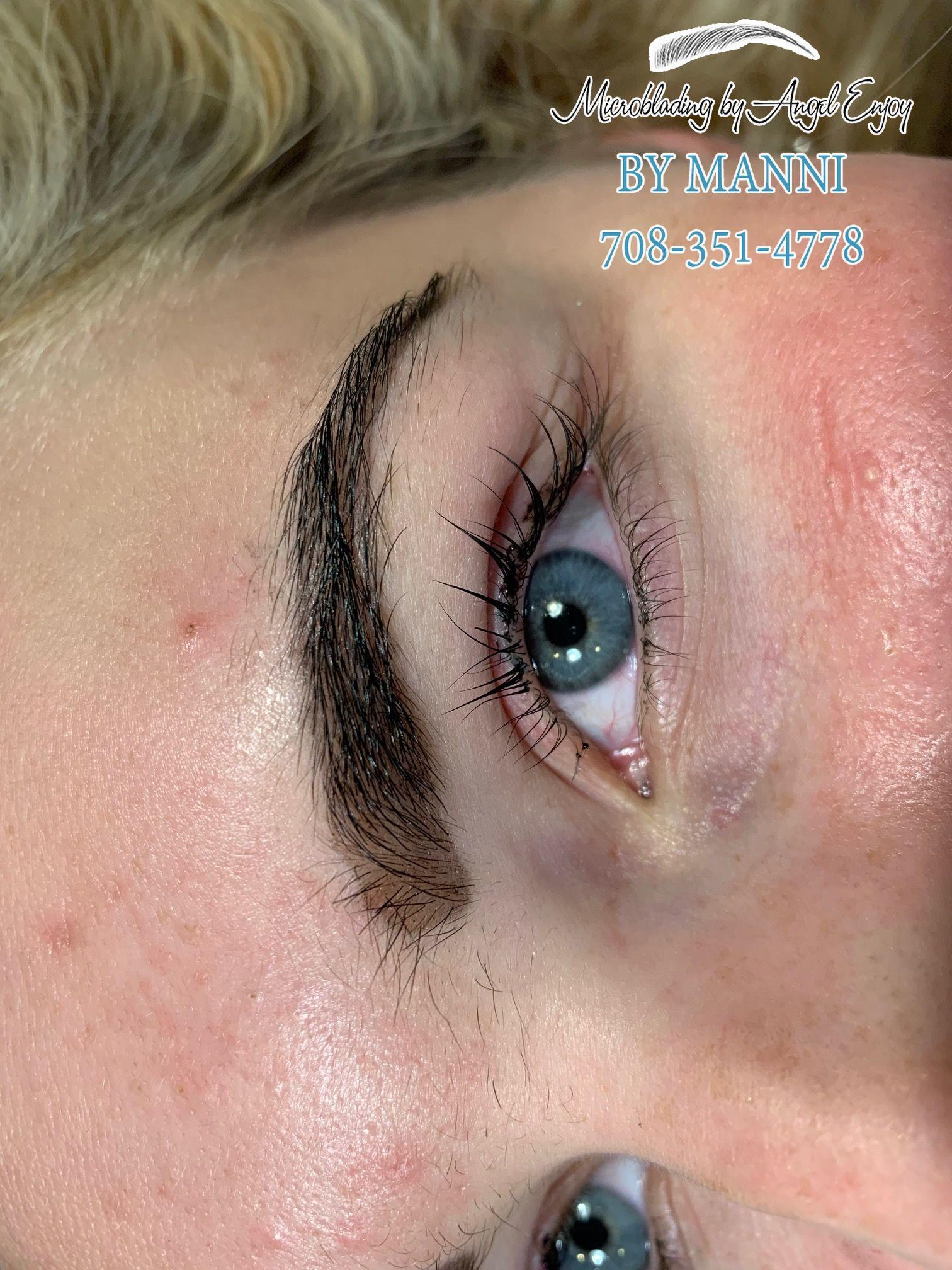 Angel Enjoy Microblading Permanent Makeup Beauty salon