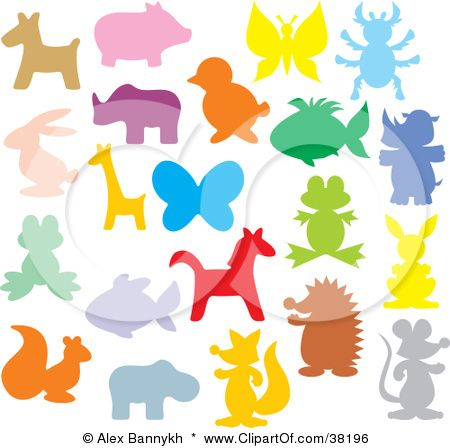 Aussie animal silhouettes for cut outs could use as tags for aussie animal silhouettes for cut outs could use as tags for packages publicscrutiny Gallery