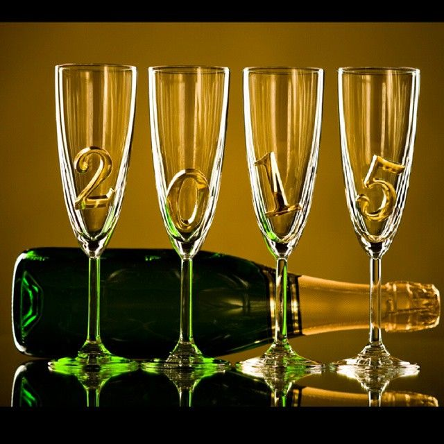 #2015 #champagne #newyear #happynewyear #celebrate #start