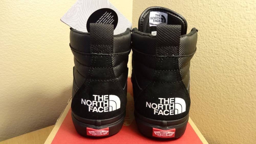 c83c2164406567 NEW Size 10 Vans x The North Face Sk8 Hi MTE LX DX - Black - Size 10 ...