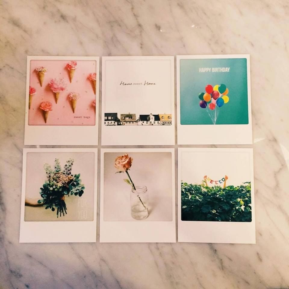 Pickmotion Cards 2 50 Each We Select The Best Photograph From Instagram And Make Them Tangible For Everyone We Select Amazing Photography Cards Instagram