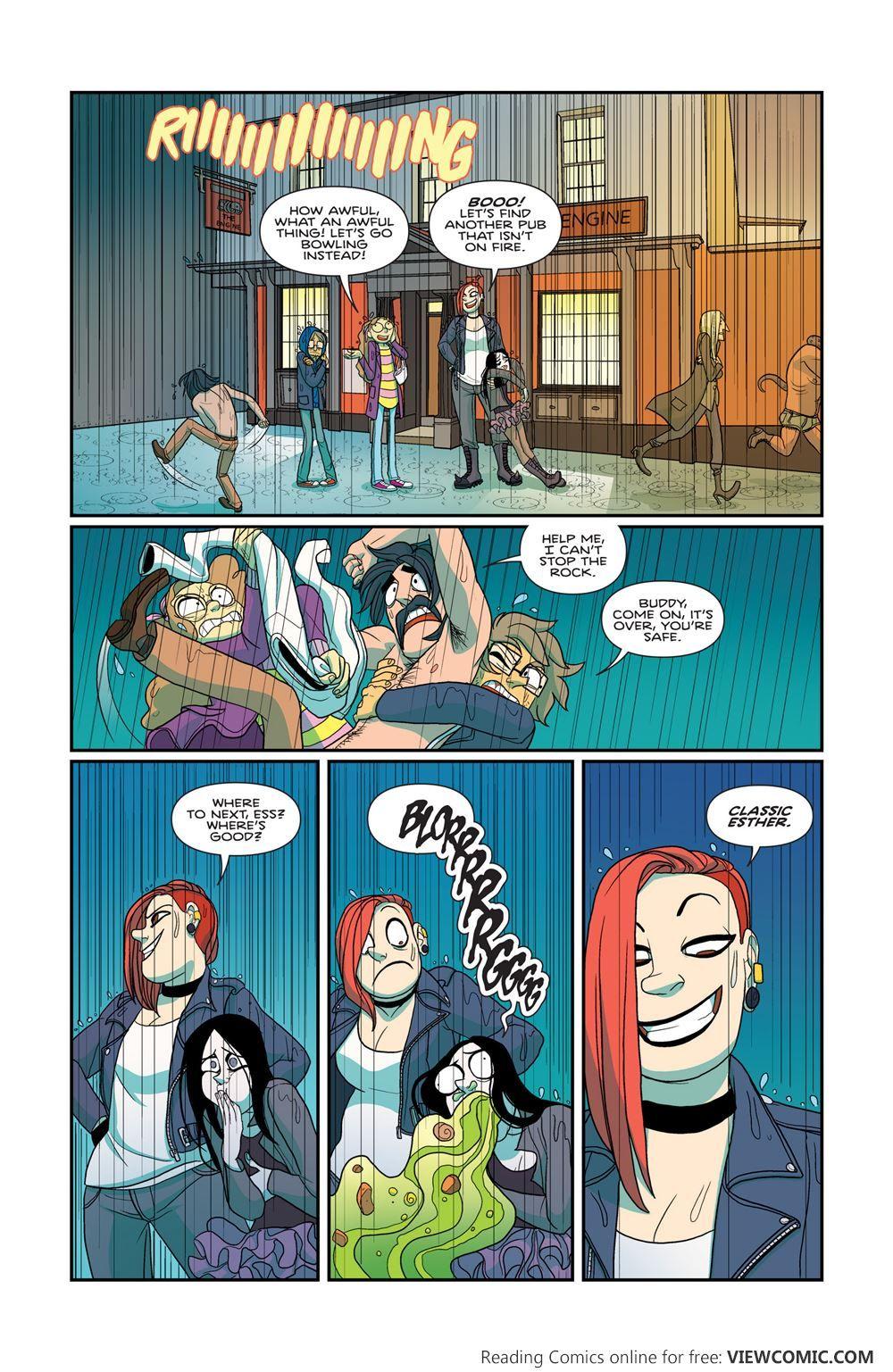 giant days comic   Giant Days 10 (2016)   Vietcomic.net reading comics online for free