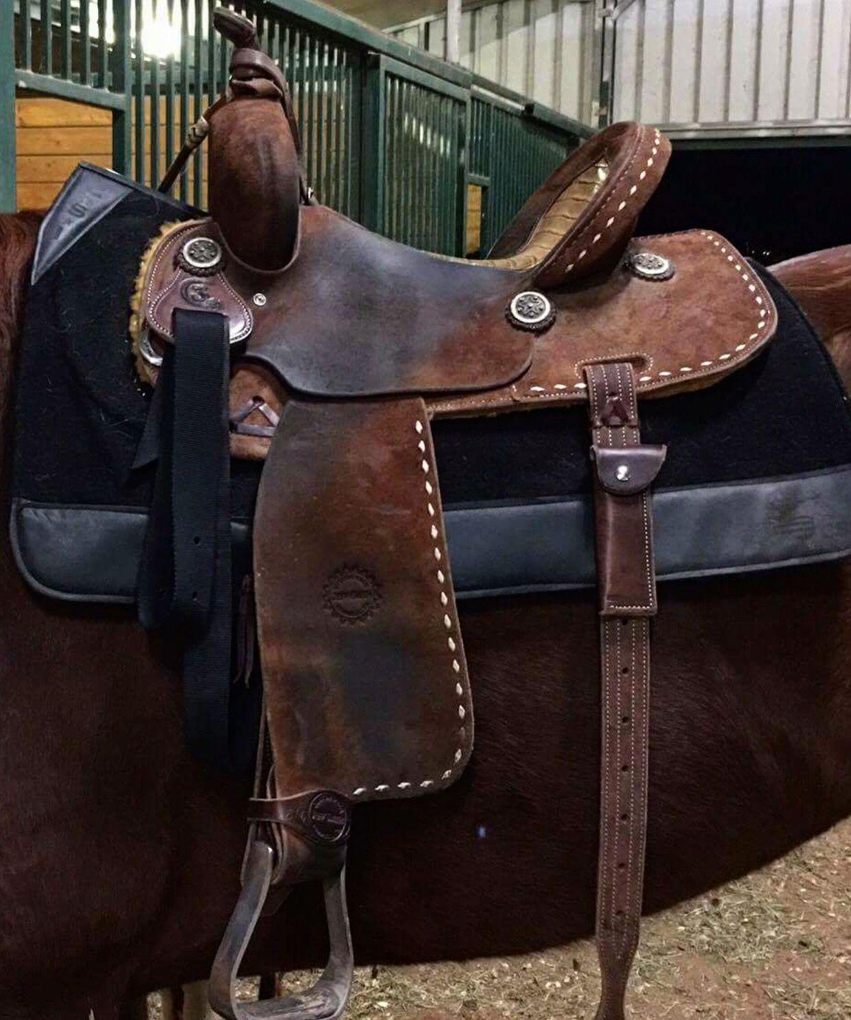 Pin by Chali Pinkston on Barrel saddles | Barrel racing saddles