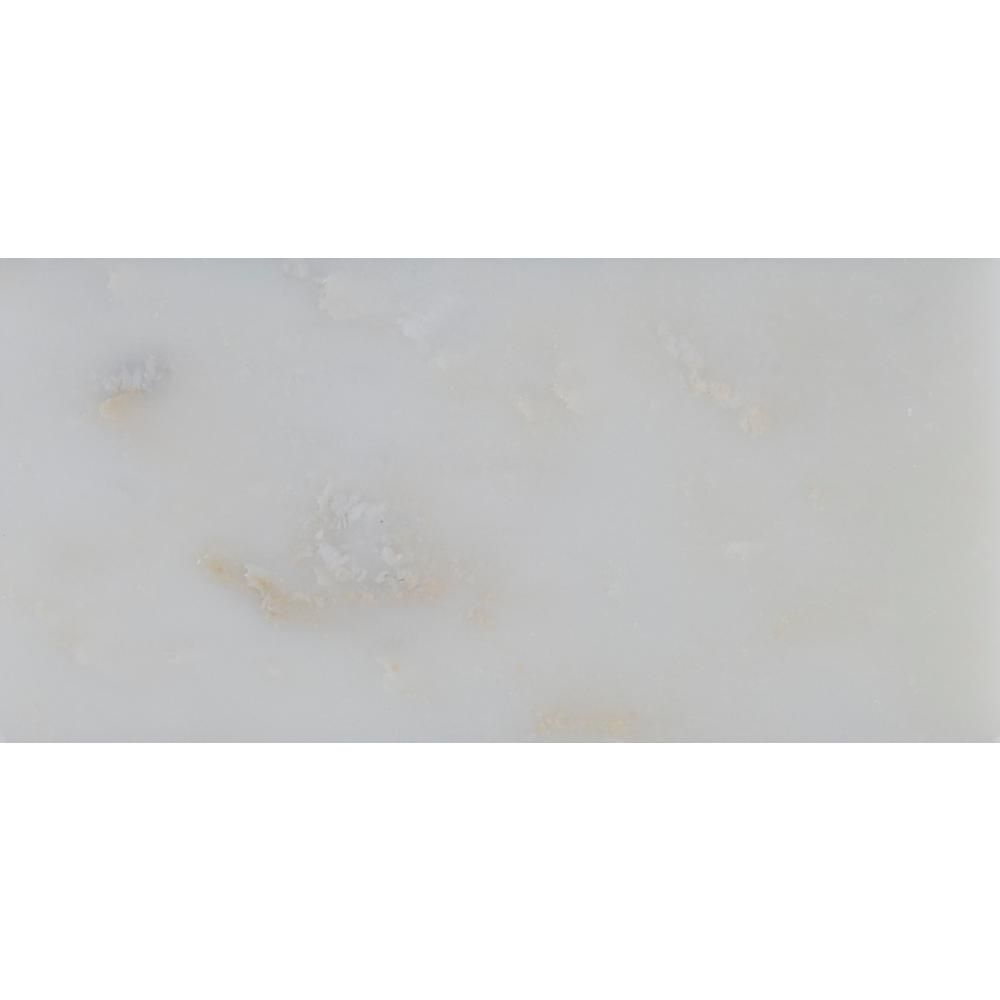 Ms international greecian white 3 in x 6 in polished marble floor ms international greecian white 3 in x 6 in polished marble floor and wall dailygadgetfo Image collections