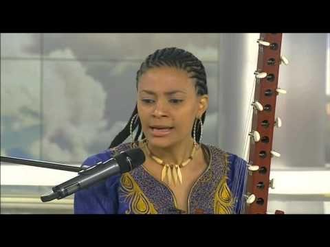 Africa Festival 2012  Sona Jobarteh: Kora, Acoustic Guitar
