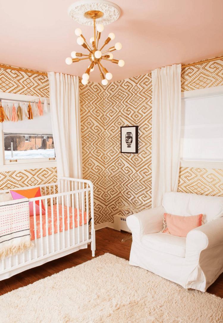 diseño retro dormitorio bebe | decoración dormitorios infantiles ...
