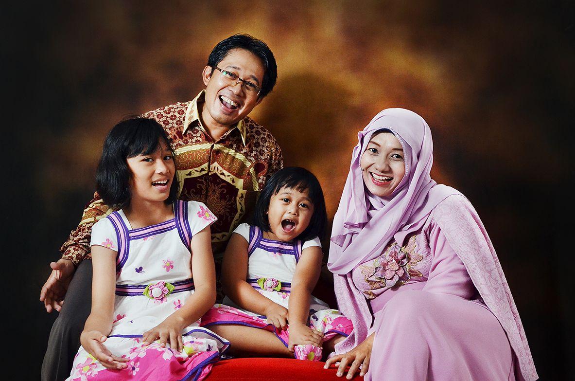 Foto Keluarga Bpk Agus Bogor Jawa Barat Foto Keluarga Bogor