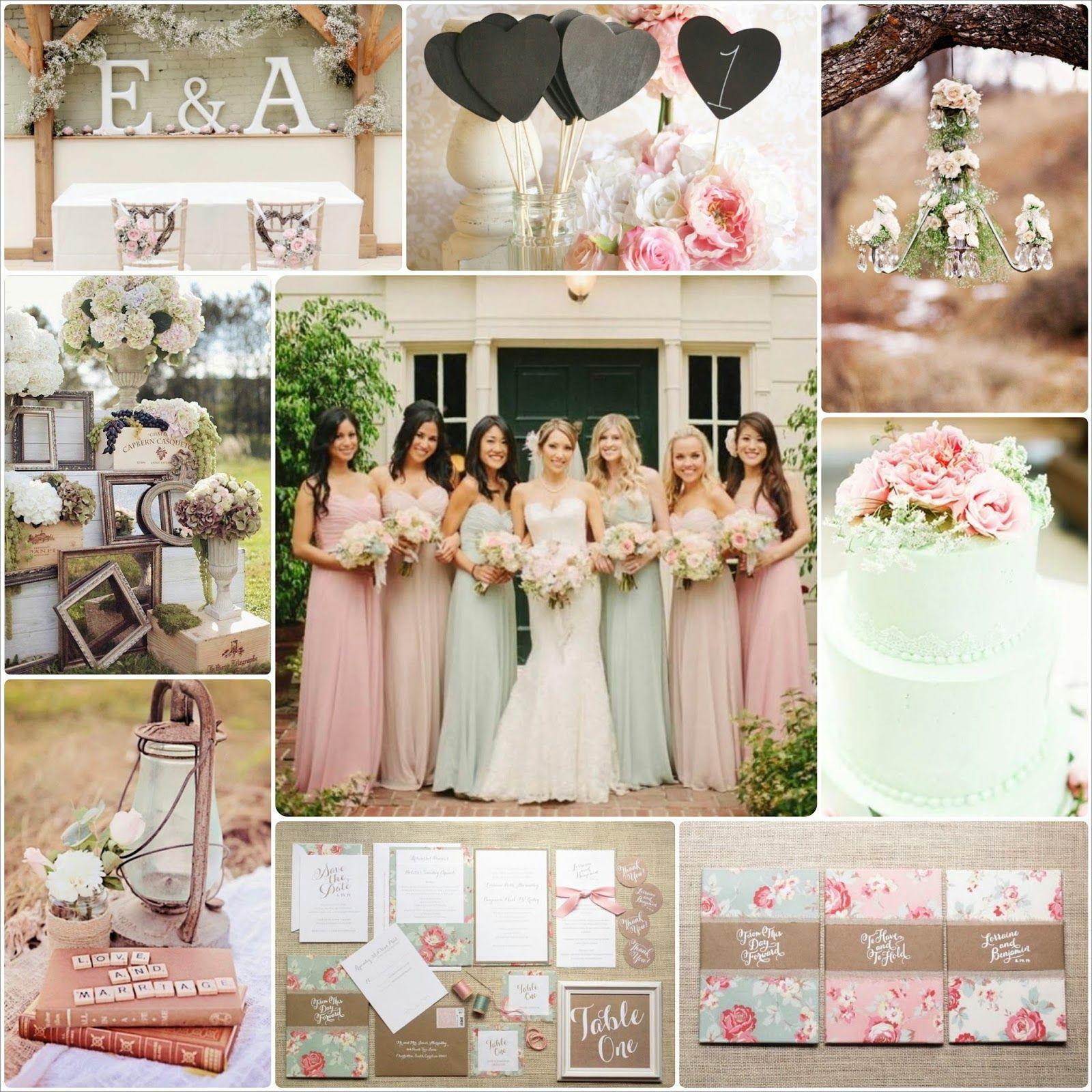 b55549ef1a8d Como organizar una boda estilo shabby chic | Wedding en 2019 ...