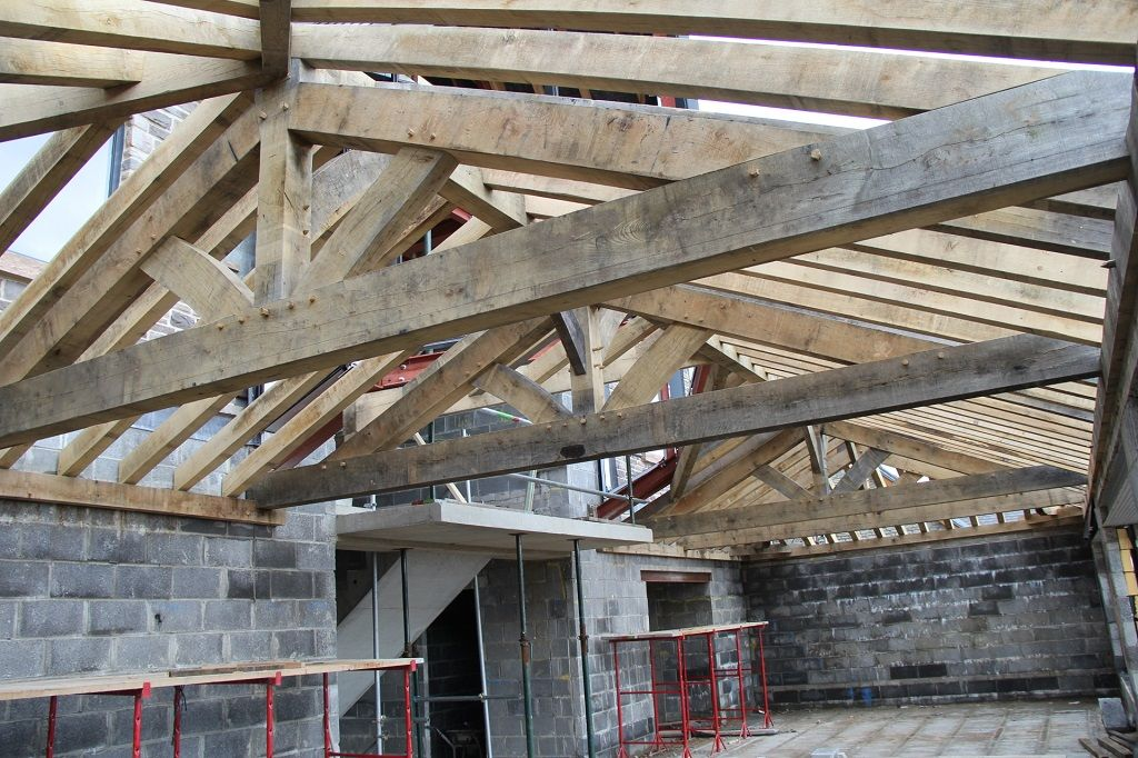 The Jowl Post\' - our blog about the timber framing process, Castle ...