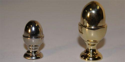 Acorn Brass Finials Finials For Curtain Rods Finials