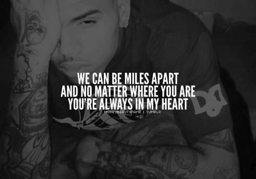 Food And Love Sayings Quotes Chris Brown Sayings Life Love Enchanting Tyga Deuces Quotes