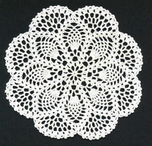 21 Free Crochet Doily Patterns | Free crochet doily patterns ...