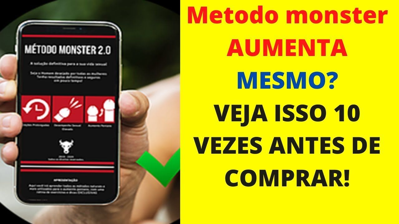 ebook metodo monster