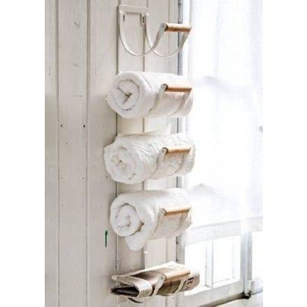 Handtuchhalter Landhausstil for the bathroom for the home handtuchhalter