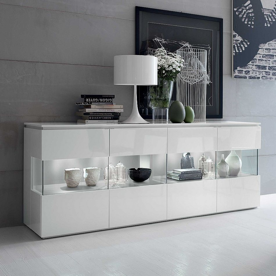 Santarossa Sideboard Triology Modern And Elegant With Images
