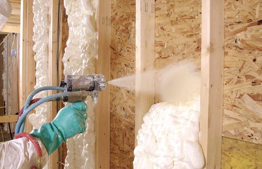 Insulation Is A Necessary Part Of Climate Control For Both