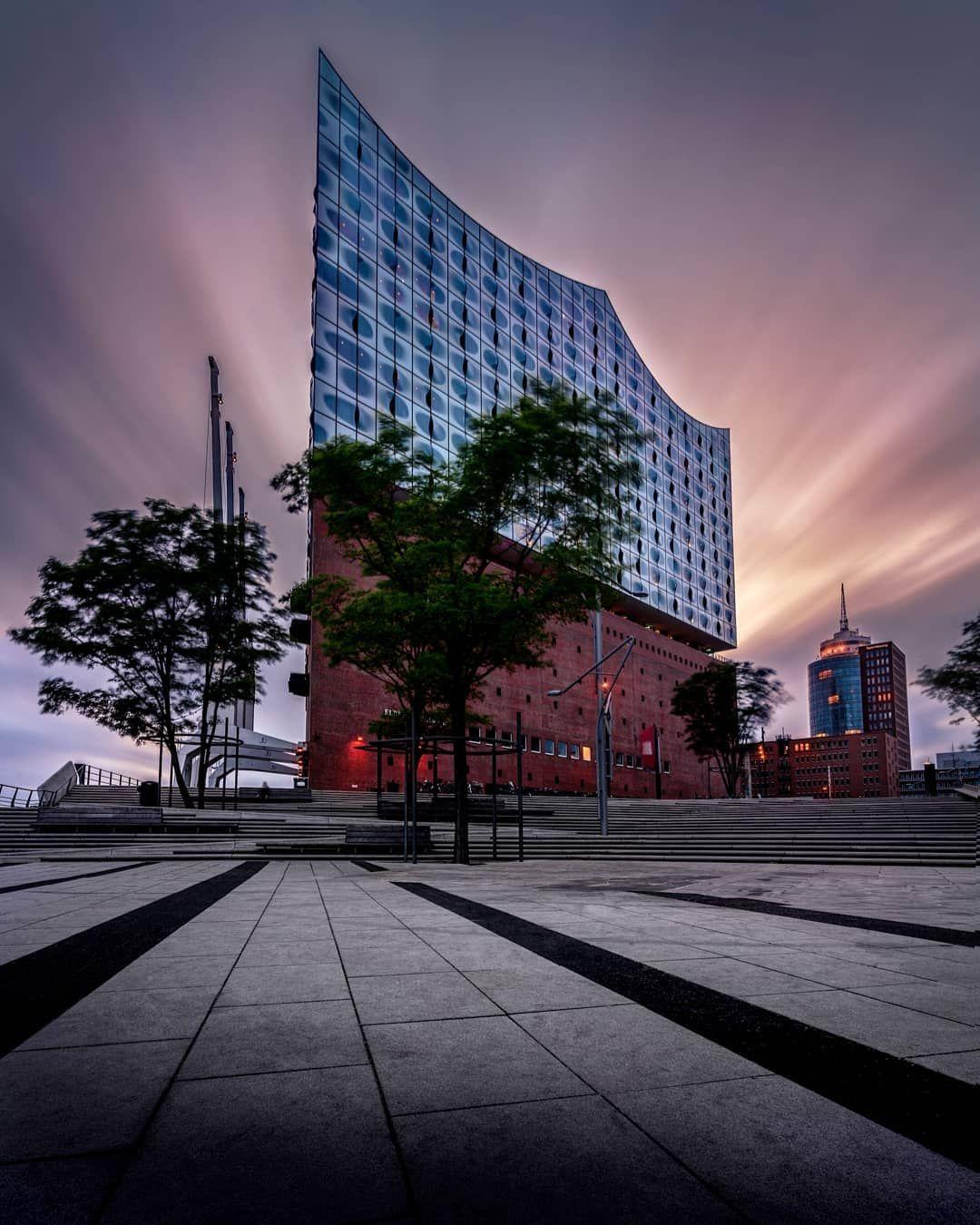 Hamburg Elbphilharmonie Hamburg Germany Photo Germany