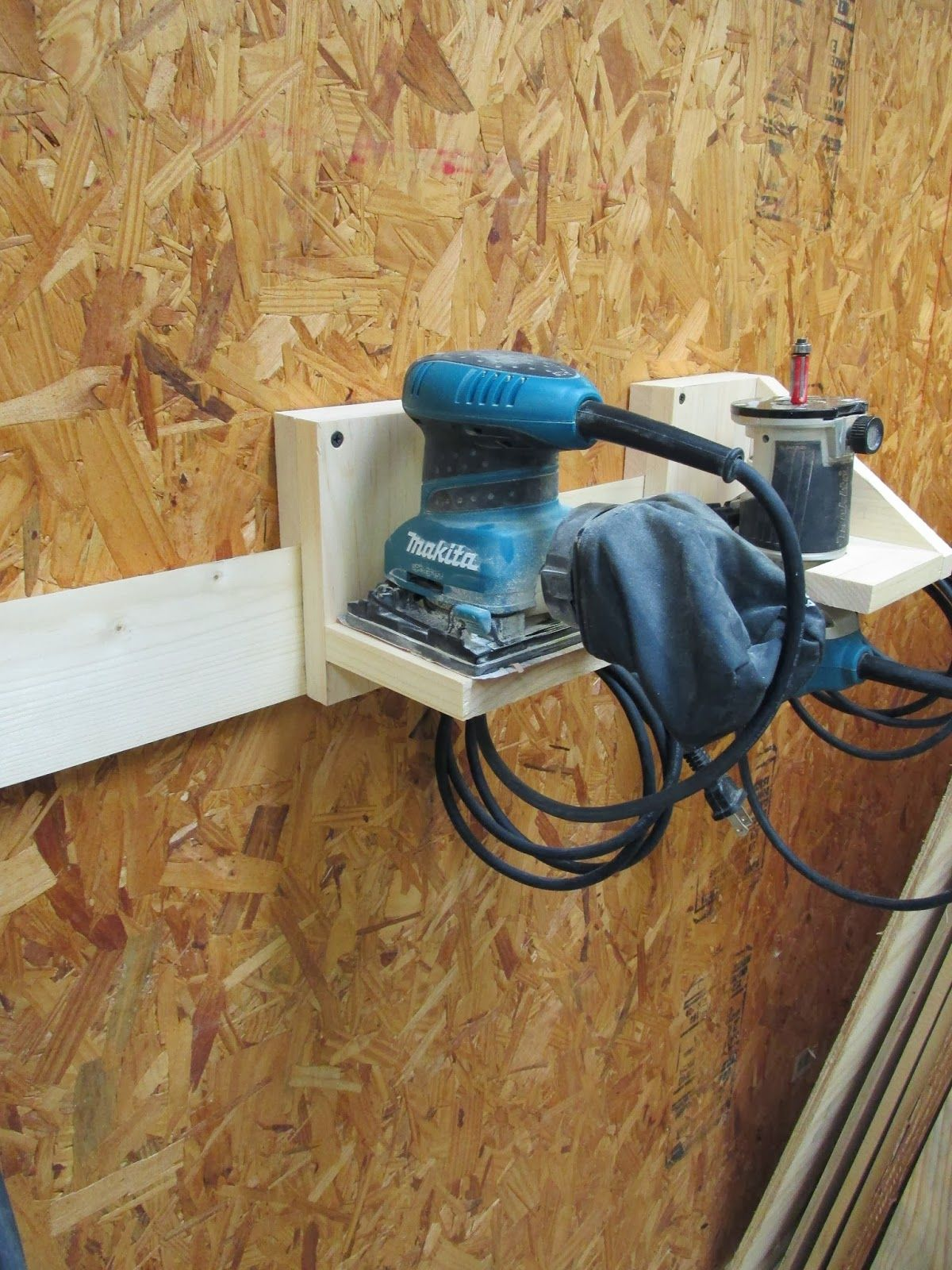 Wilker Do S Diy Power Tool Storage System Power Tool