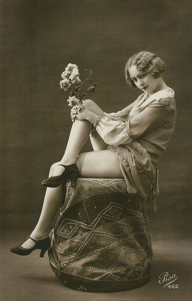 las mas hermosas mujeres vintage 12