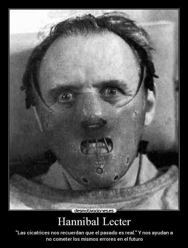 Hannibal Lecter El Silencio De Los Corderos Película De