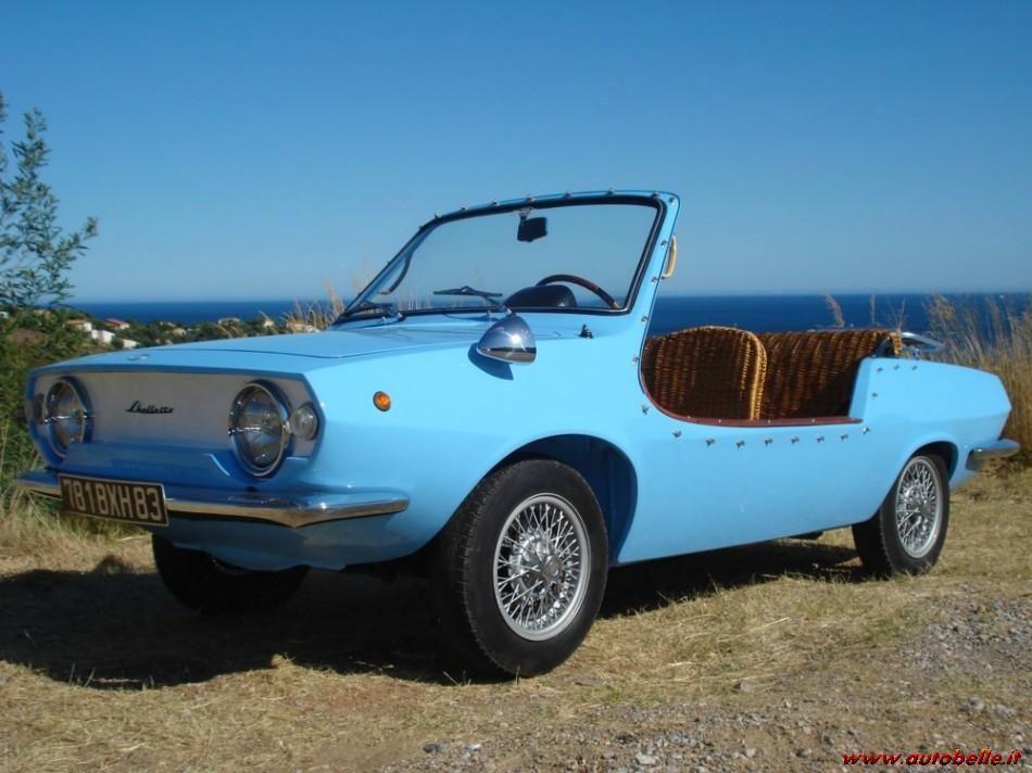 Michelotti Shellette Annuncio Scaduto Fiat 850