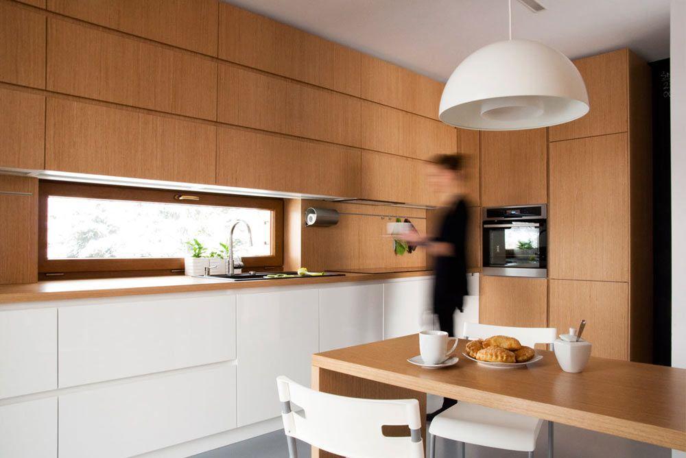 A Classically Modern House in Krakow by PERA studio Krakow, Studio - ernestomeda barrique