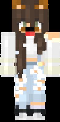 Cute Nova Skin Minecraft Girl Skins Snapchat Dog Filter Minecraft Skins