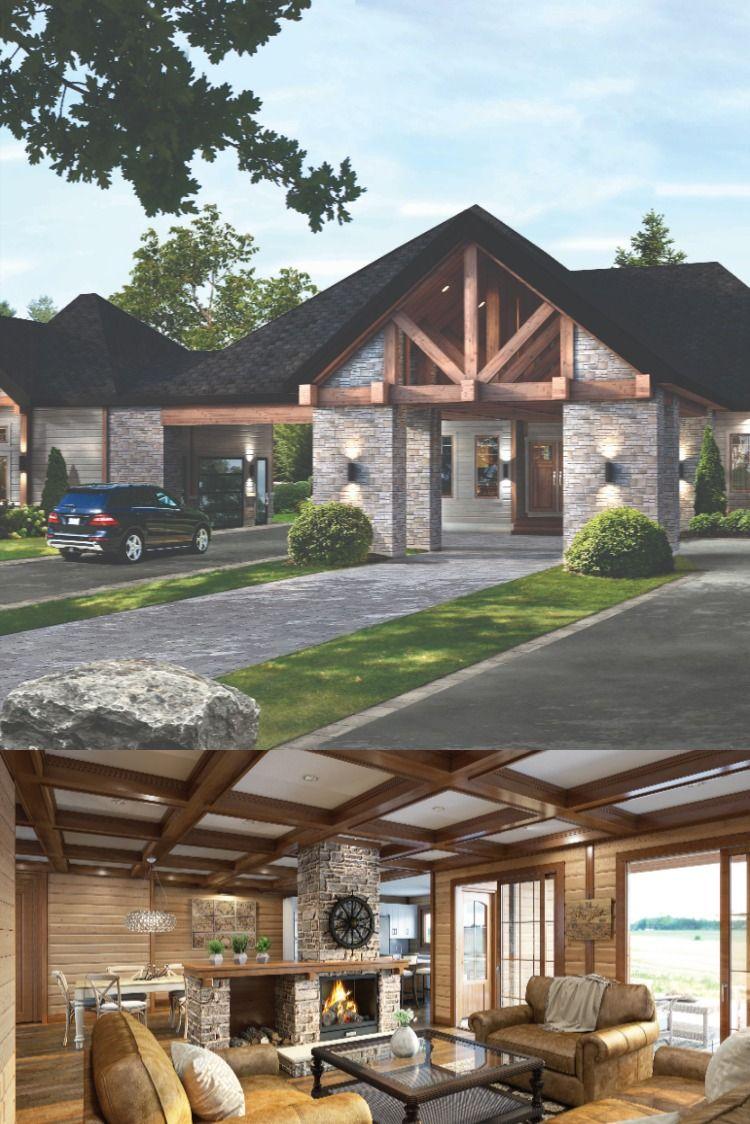 Pin On Craftsman Homes Timber Block