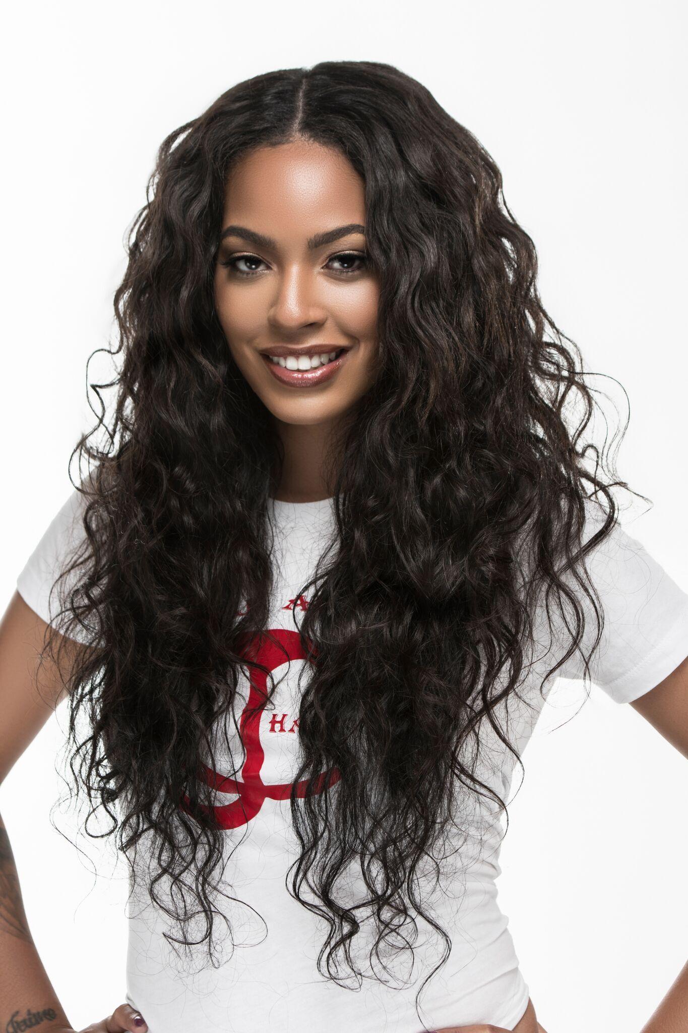 Chic Javore Authentic Virgin Indian Wavy Hair Extensions Wavyhair