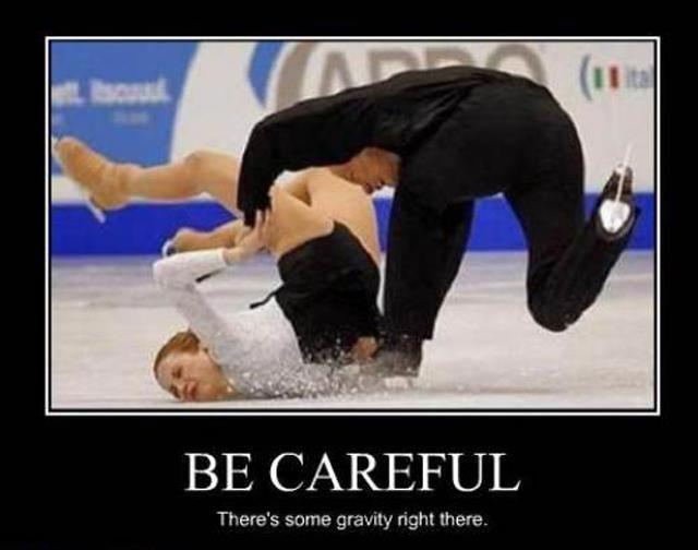 Crash And Burn #figure Skating