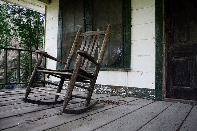 The Good Old Days Spent A Lot Of Time Sitting On Grans Porch Rocking She Had Rockers Front Back Potch