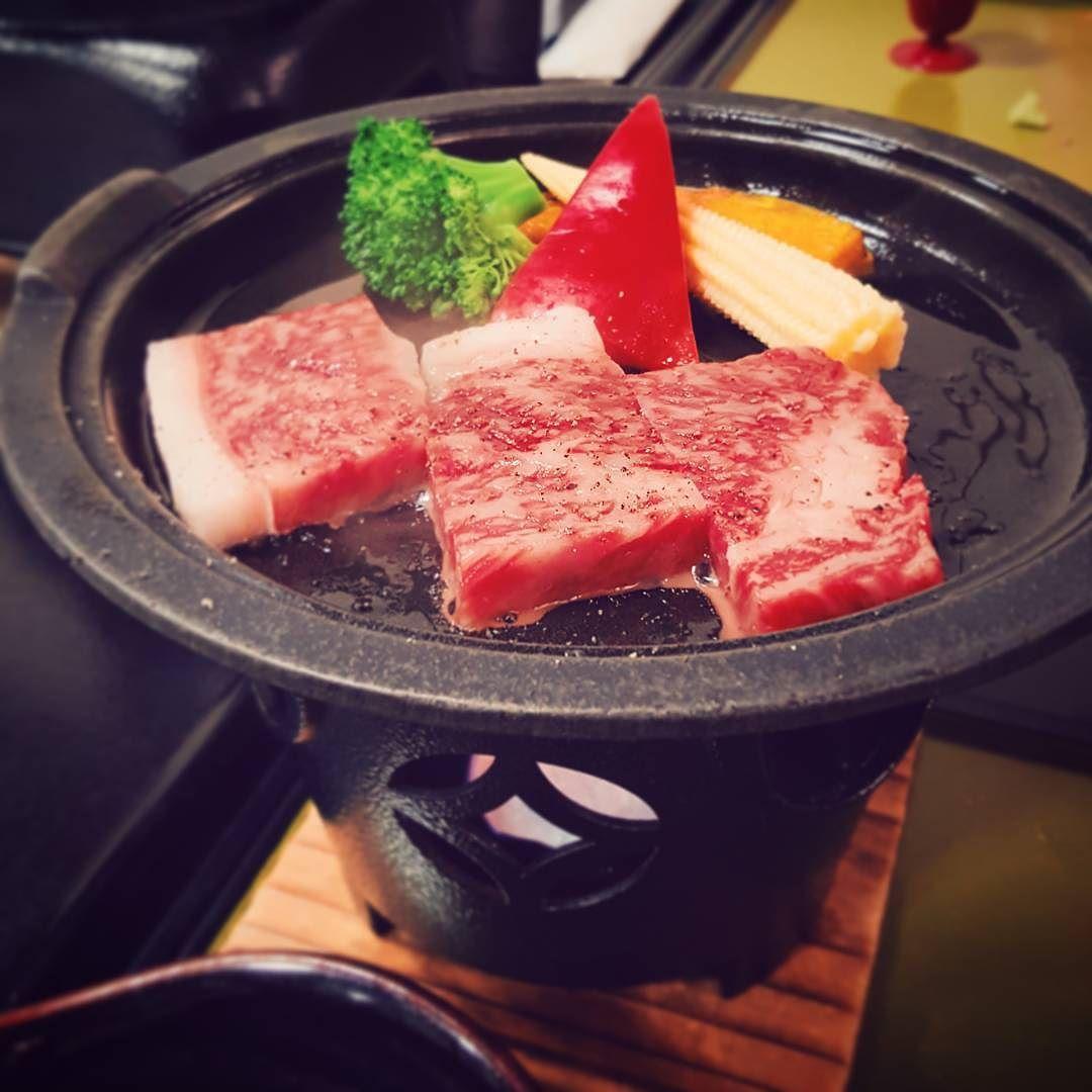 지글지글 #고기 #가이세키 #호타루 #료칸 #유후인 #먹스타그램 #yufuin #hotaru #ryokan #sizzling #beef #kaiseki #由布のお宿ほたる #懐石 #japan #instatravel #かいせき#일본여행 by hyejee24