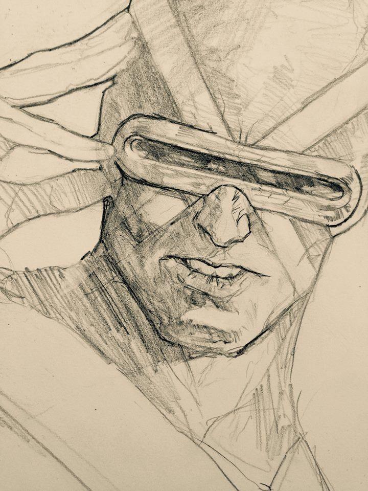 Uncanny Cyclops, Dave Seguin on ArtStation at https://www.artstation.com/artwork/uncanny-cyclops