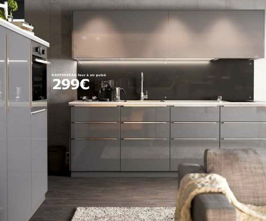 Küchenideen Ikea ~ Cuisine ikea metod le meilleur du nouveau catalogue