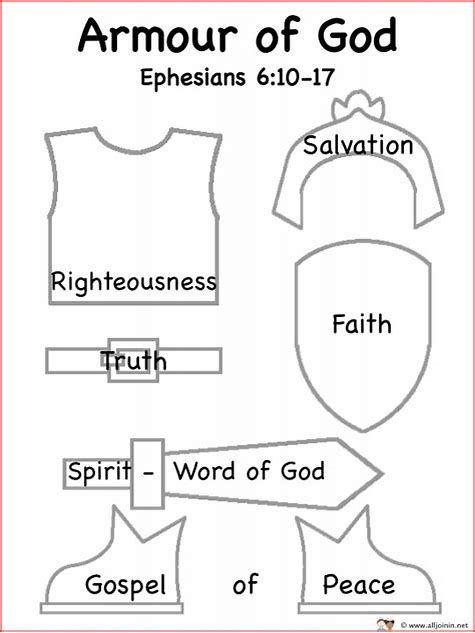 Image result for armour of god crafts | crafts ♡♡♡ | Pinterest ...