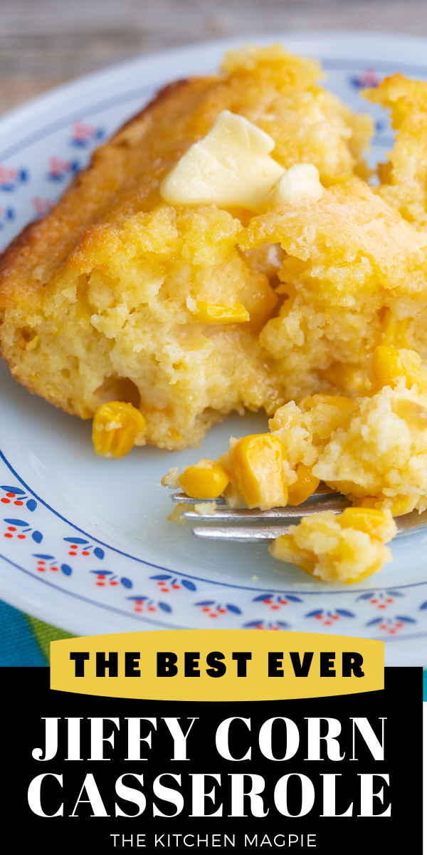 The Ultimate Jiffy Corn Casserole | The Kitchen Ma