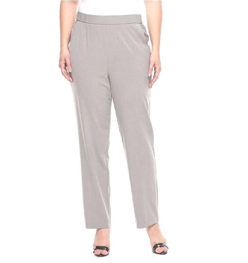 c628e51c0617 Croft Barrow Womens Pants Stretch Classic Pull On Petites size 10P 12P 14P  NEW 19.99 http
