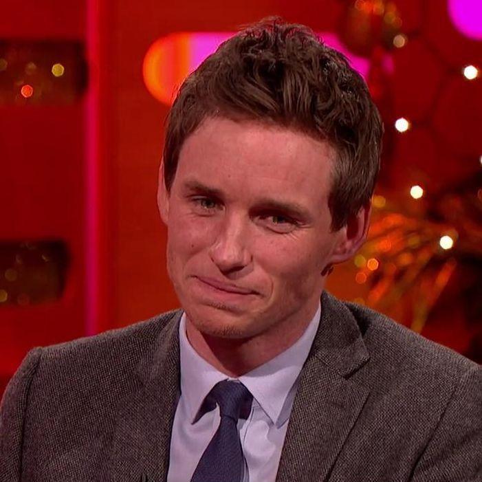 Addicted to Eddie: Awsome video - Graham Norton Show clip with Liam Neeson, Eddie Redmayne, Anna Kendrick http://youtu.be/98U2JF0ZHPI