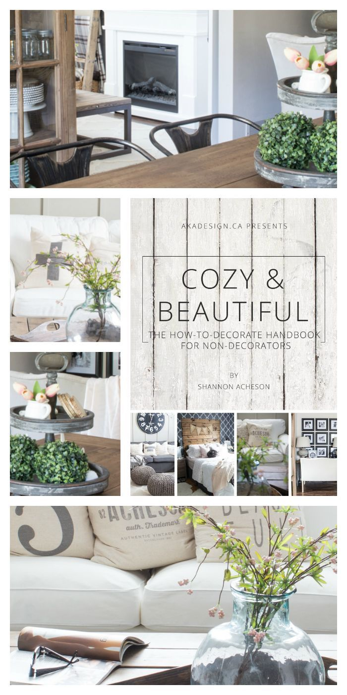 Cozy and Beautiful Affiliates | DIY Home Decor | Pinterest ...