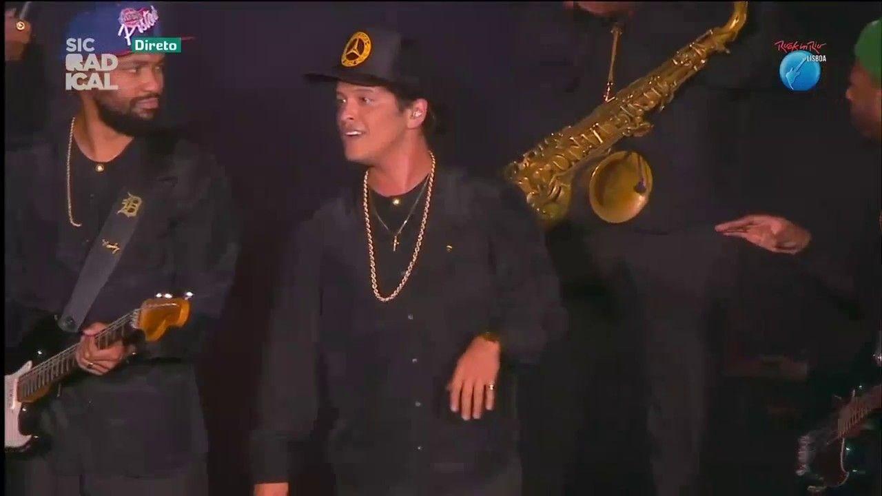 Bruno Mars Live 2018 Full Concert Full HD In 2019