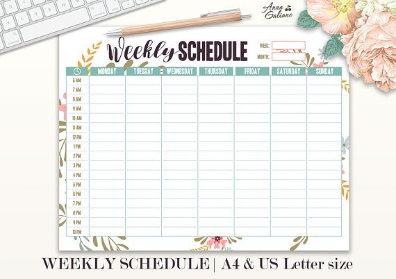 Printable Meal Planning Templates to Simplify Your Life